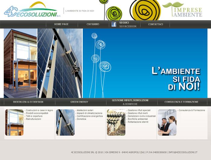 Realizzazione siti internet salerno progettazione sito for Progettazione online