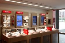 Premiato anche il servizio Vodafone Smart Store Retail