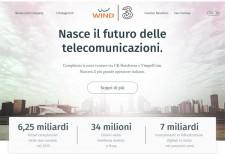 Wind e 3 Italia: fusione completata